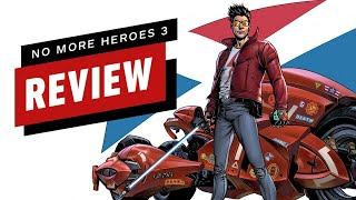 No More Heroes 3 Review (Video Game Video Review)