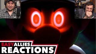 Super Smash Bros. Direct 11.1.2018 - Easy Allies Reactions