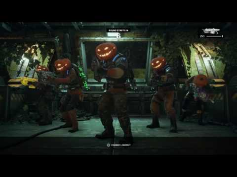 Image result for gears of war 4 halloween