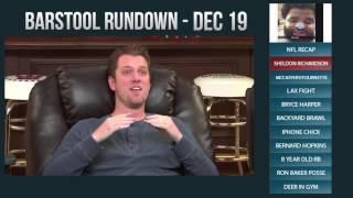 Barstool Rundown - December 19, 2016