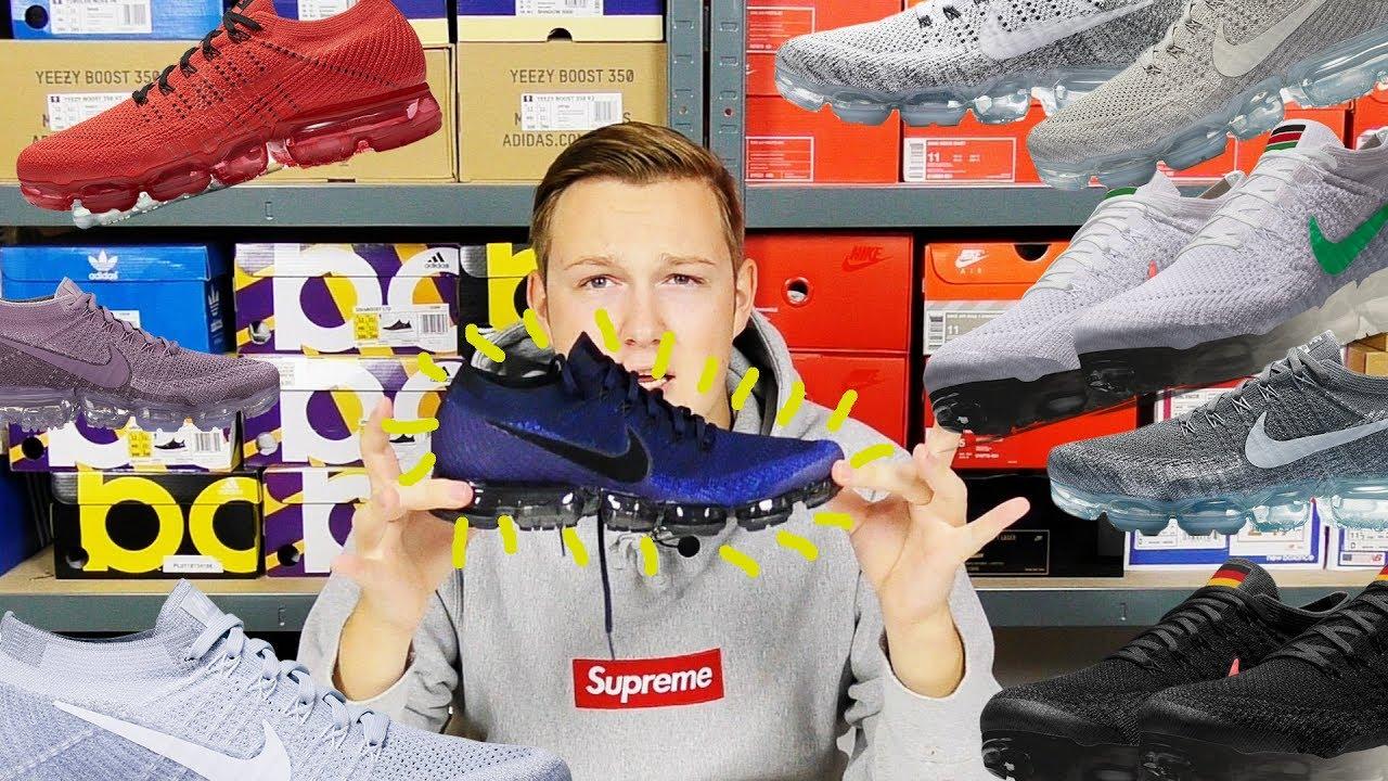 LPU! Nike VaporMax! Moje odczucia i on feet!