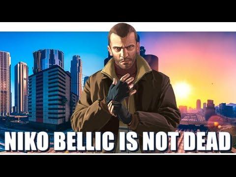 Niko Bellic is NOT Dead!