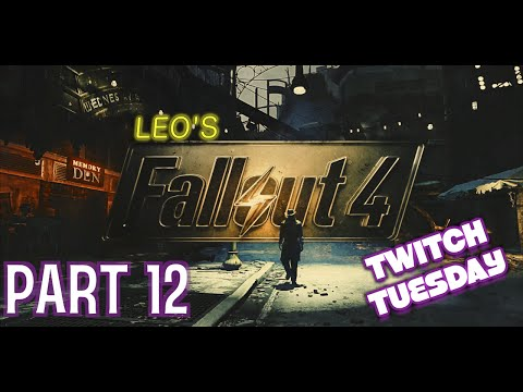 NASTY-CIVIC's Death Claw Fight (part 12) – Twitch Tuesday