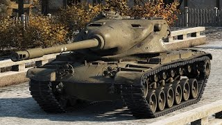 World of Tanks T54E1 - 6 Kills 9,6K Damage