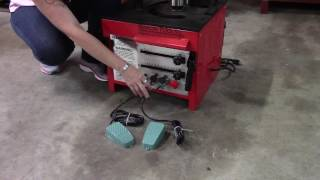 Baron Tools RB-25 Heavy Duty Rebar Bender
