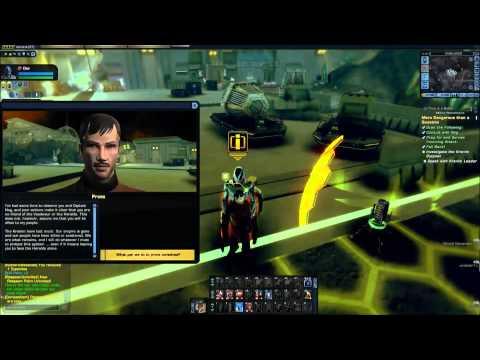 IrishTrekkie Plays Star Trek Online #106 : Feature Episode Time In A Bottle