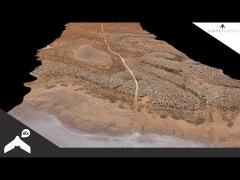 Flying the Talawana Point Cloud – Large-Scale Drone Mapping in Australia