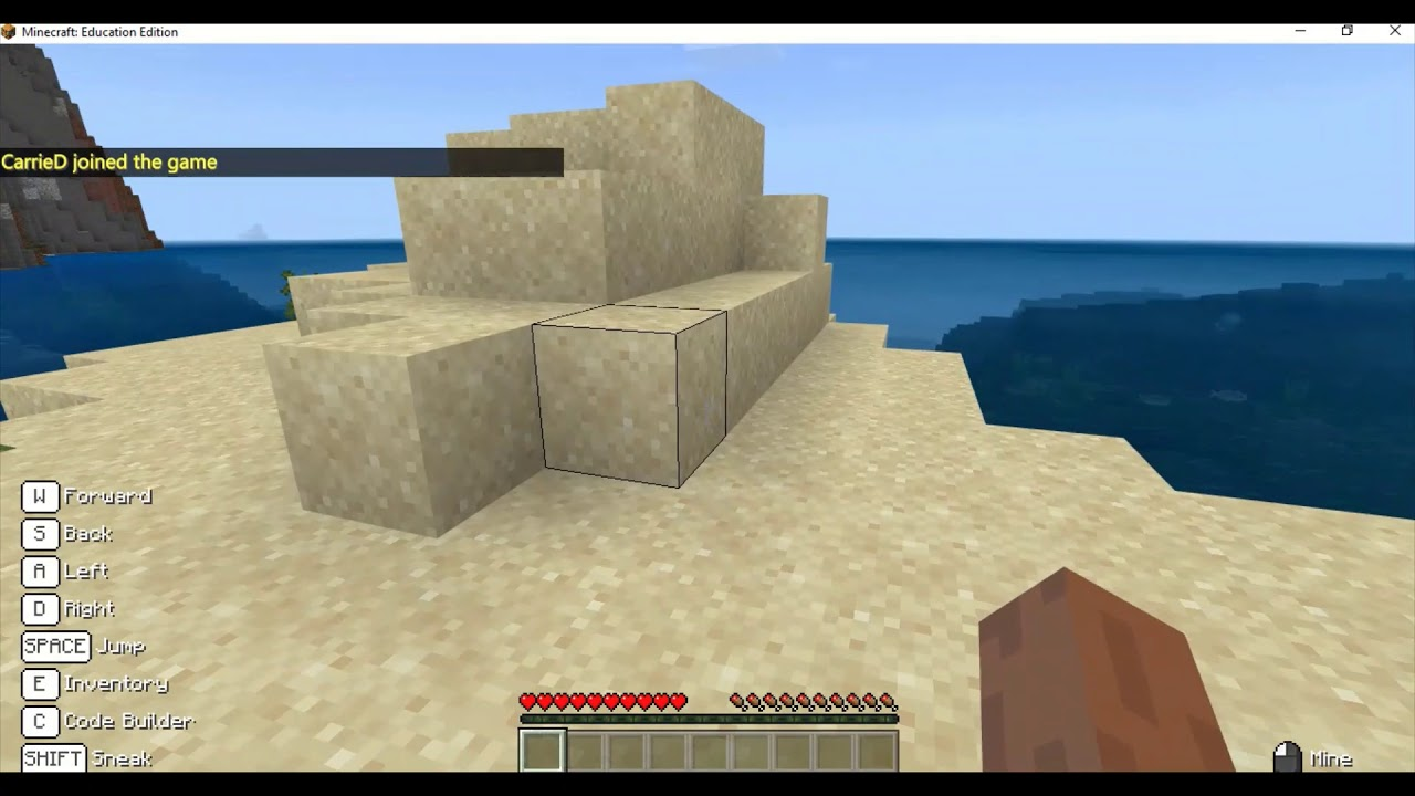 How To Set Up A Multiplayer Game Minecraft: Education Edition