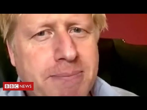 Coronavirus: Boris Johnson admitted to hospital as the Queen delivers message of hope - BBC News