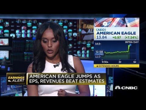 American Eagle Outfitters Beats Top And Bottom Line On Q4