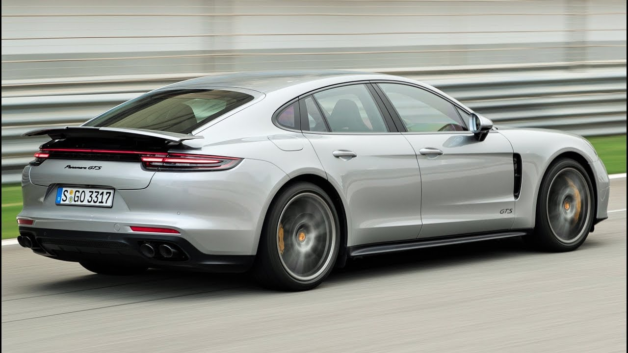 2019 Silver Porsche Panamera GTS , Outstanding Performance And Everyday  Practicality