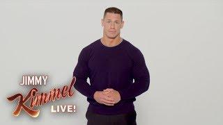 John Cena Fights to End Serious Epidemic