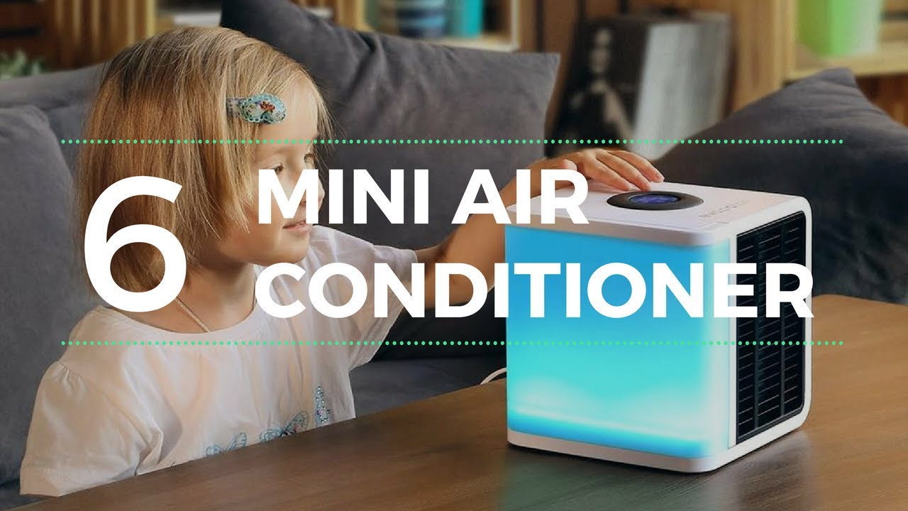 Exceptionnel Top 6 Mini Air Conditioner And Smart Cooling Gadgets