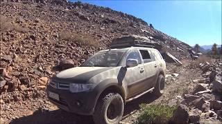 Marocco VI - wyprawa sylwestrowa 2015/2016 - przez góry Atlasu - 4x4 - BG Hawranki