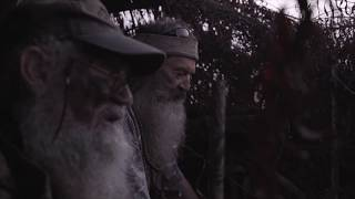 Si Robertson Said WHAT?! In the Woods with Phil | Special Preview!
