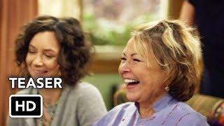 """Roseanne (ABC) """"Roseanne Returns"""" Featurette HD"""