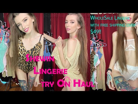 Shewin WholeSale Lingerie | Free Shipping Over $49