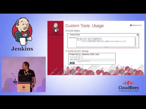 JUC Europe 2015 - Jenkins-Based Continuous Integration for Heterogeneous Hardware/Software Projects