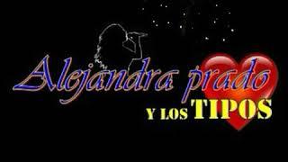 Alejandra prado y los tipos BESITOS