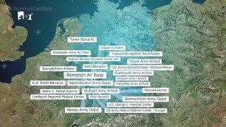 US-Militärbasen in Deutschland (2018)