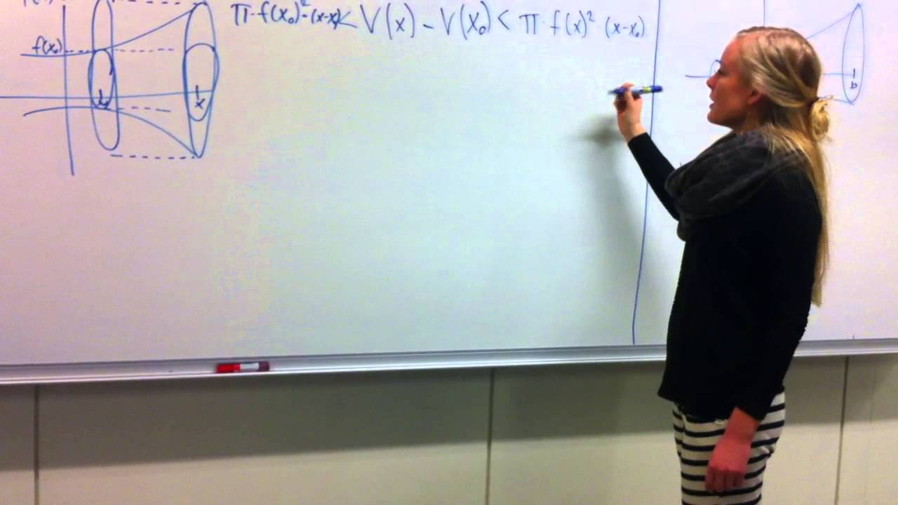 Anna bevis for v(x) er en stamfunktion..