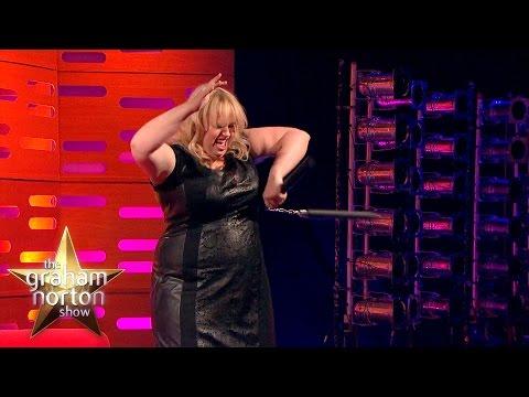 Rebel Wilson Shows Kit Harington Her Nunchuck Skills - The Graham Norton Show
