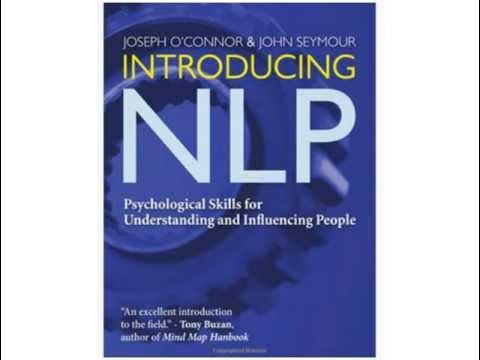Joseph O Connor NLP | The Joseph O Connor NLP Book - YouTube