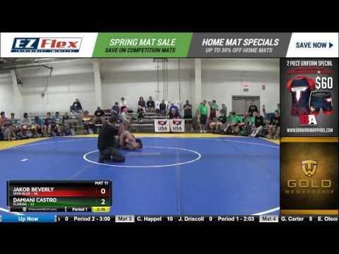 170 Jakob Beverly Ohio Blue vs Damiani Castro Florida 8390383104