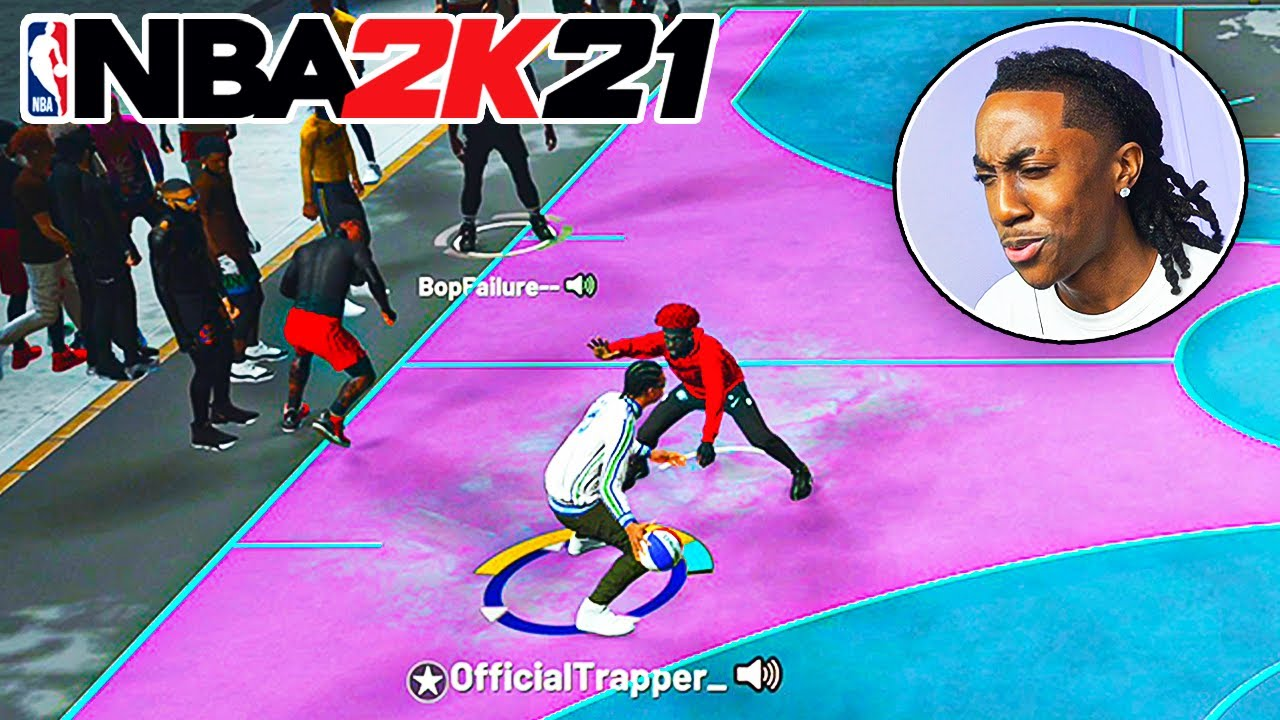 I HOSTED A 1V1 NON SPEED GLITCH ISO TOURNY IN NBA 2k21!😎