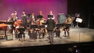 Spooky scary Skeletons FOR JAZZ BAND