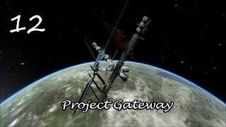 KSS-12: Quest Airlock / Project Gateway / Kerbal Space Program 0.23