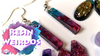 Watch Me Resin - Cute Resin Earrings - Pendants - Resin Ideas - Charms