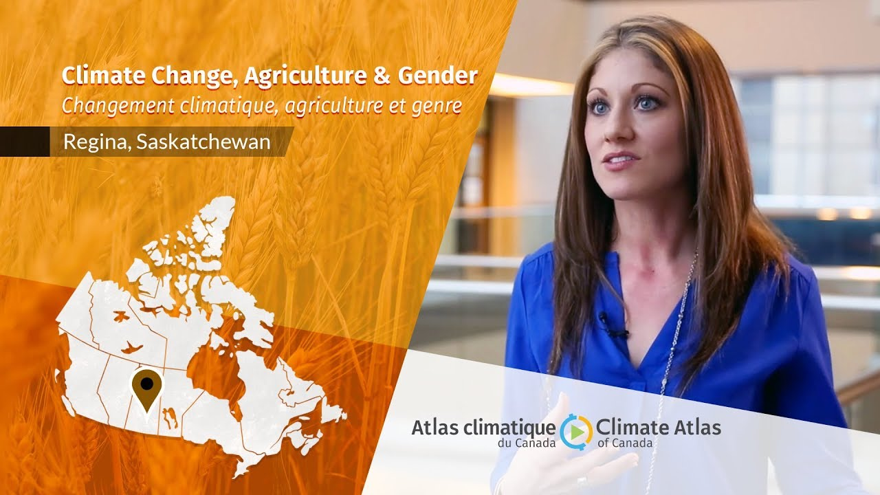 Agriculture | Climate Atlas of Canada