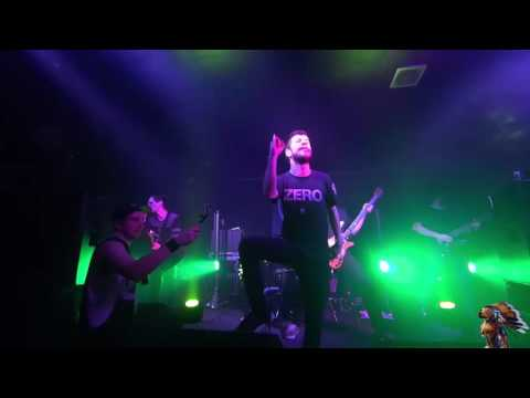 CARCER CITY - 'SOVEREIGN' live at Arches Venue Coventry 15th December 2016