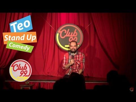 Teo - De banii mei rad doar eu | Club 99 | Stand-up Comedy