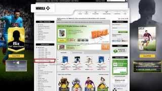 FIFA 15 Coins verkaufen [PC / PS3 / PS4 / Xbox 360 / Xbox One] - MMOGA Tutorial