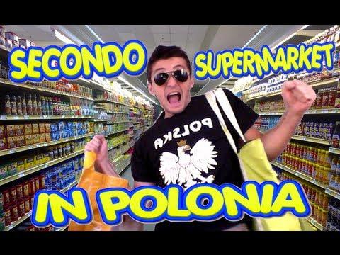 Altro Supermercato In Polonia - Prezzi Un Terzo Dell'Italia - [Living in Poland 4]