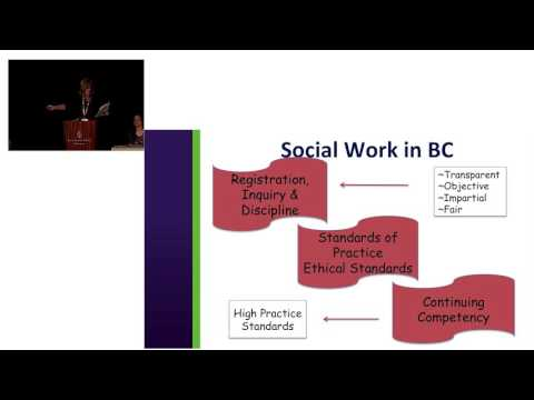 Renal Social Work in BC:  The Scope