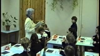 Интегрированный бинарный урок чтения и рисования в 3 классе по С.Т. Аксакову  Горсталова И.Н. 1992