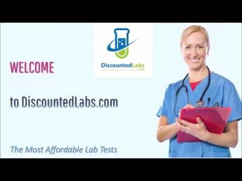 DISCOUNTEDLABS.COM  ADVANTAGES