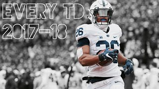 Every Penn State Touchdown from the 2017-18 Season ᴴᴰ || Fiesta Bowl Champs