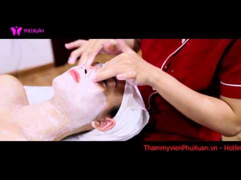 Trị nám da, trị tàn nhang hiệu quả | Thẩm Mỹ Viện Phú Xuân
