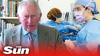Gambar cover Prince Charles' message to Britain after recovering from coronavirus