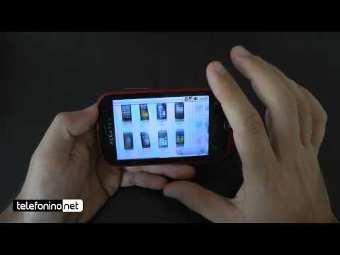 Alcatel OT 990 videoreview da Telefonino.net