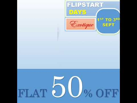 Flat 50%off !! Mens Shoe !! Flipstart Day !! Exotique Shoe
