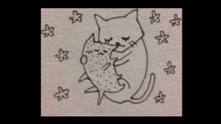 制作:おおがきなこパラパラアニメーション facebock:おおがきなこ fac...