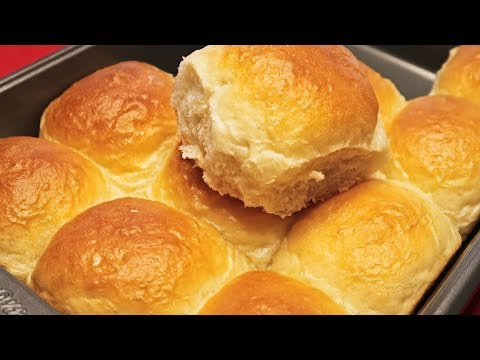 Grandma's Yeast Rolls