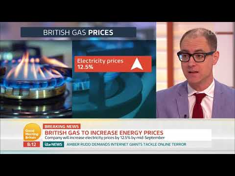 British Gas to Increase Energy Prices | Good Morning Britain