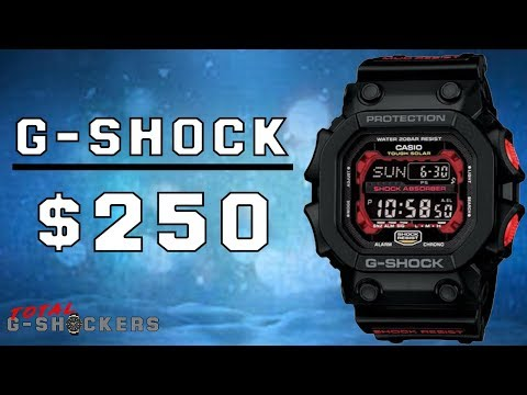 G-Shock Watches Under $ 250-Top 15 Jam Guncangan Casio G Terbaik Di Bawah $ 250