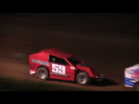 Midway Speedway Modlite Feature 4 -21 -17